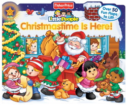 Fisher Price Little People Christmastime Is Here!