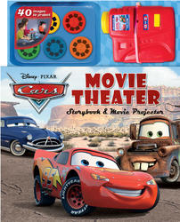 Disney•Pixar Cars: Movie Theater Storybook & Movie Projector