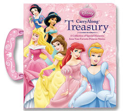Disney Princess CarryAlong Treasury