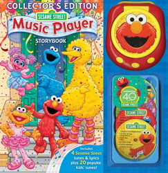 Sesame Street Music Player/40th Anniversary Collector's Edition
