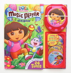 Dora Music Player 10th Anniversary Edition