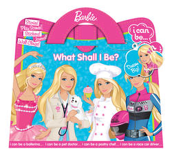 Barbie: What Shall I Be?