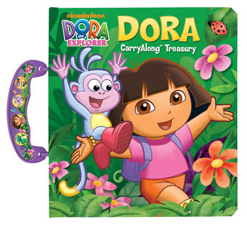 Dora the Explorer CarryAlong Treasury