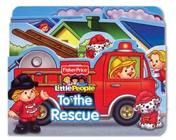 Fisher Price Little People To the Rescue!