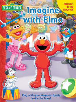 Sesame Street Imagine with Elmo