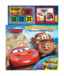 Disney Pixar Cars 2 Movie Theater