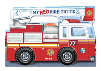 My Red Fire truck