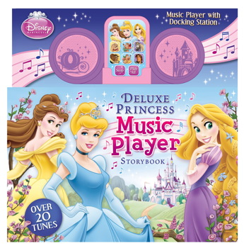 Disney Princess Deluxe Music Player
