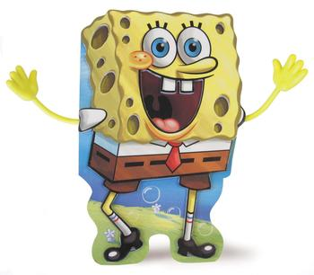 Nickelodeon My Pal SpongeBob