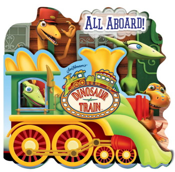 Dinosaur Train All Aboard!
