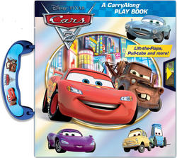 Disney•Pixar Cars 2: A CarryAlong Play Book