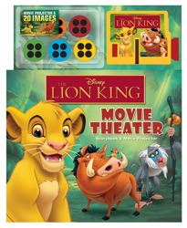 Disney The Lion King Movie Theater