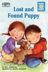 Lost and Found Puppy (Reader's Digest) (All-Star Readers)