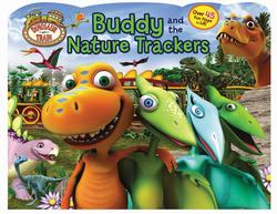 Dinosaur Train Buddy and the Nature Trackers