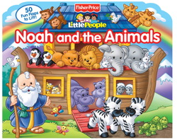 Fisher Price Little People Noah and the Animals