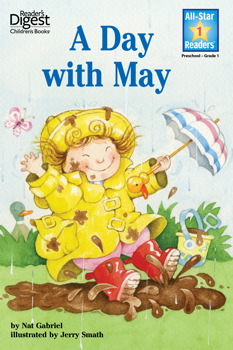 A Day With May (Reader's Digest) (All-Star Readers)