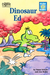 Dinosaur Ed (Reader's Digest) (All-Star Readers)