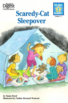Scaredy Cat Sleepover (Reader's Digest) (All-Star Readers)