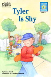 Tyler is Shy (Reader's Digest) (All-Star Readers)