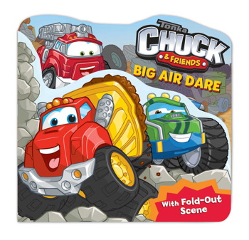 The Chuck and Friends Big Air Dare