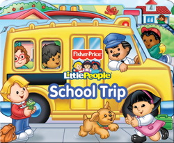 Fisher Price Little People School Trip