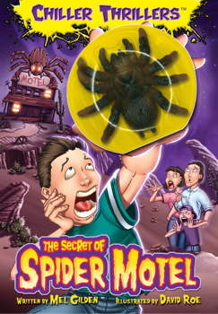 The Chiller Thrillers The Secret of Spider Motel