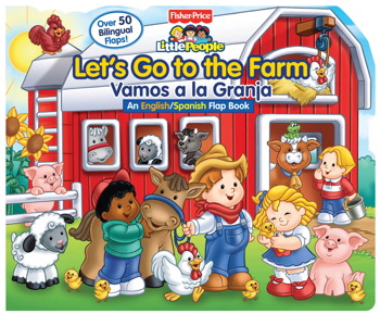 Fisher-Price Let's Go to the Farm/Vamos a la Granja