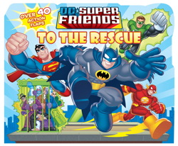 DC Super Friends: To the Rescue