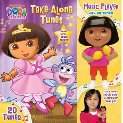 Dora the Explorer Take-Along Tunes