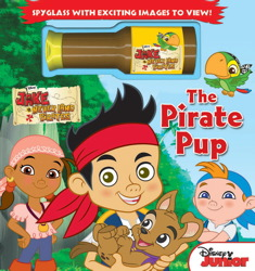 Disney Jake and the Never Land Pirates The Pirate Pup