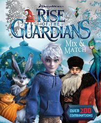 Dreamworks Rise of the Guardians Mix and Match