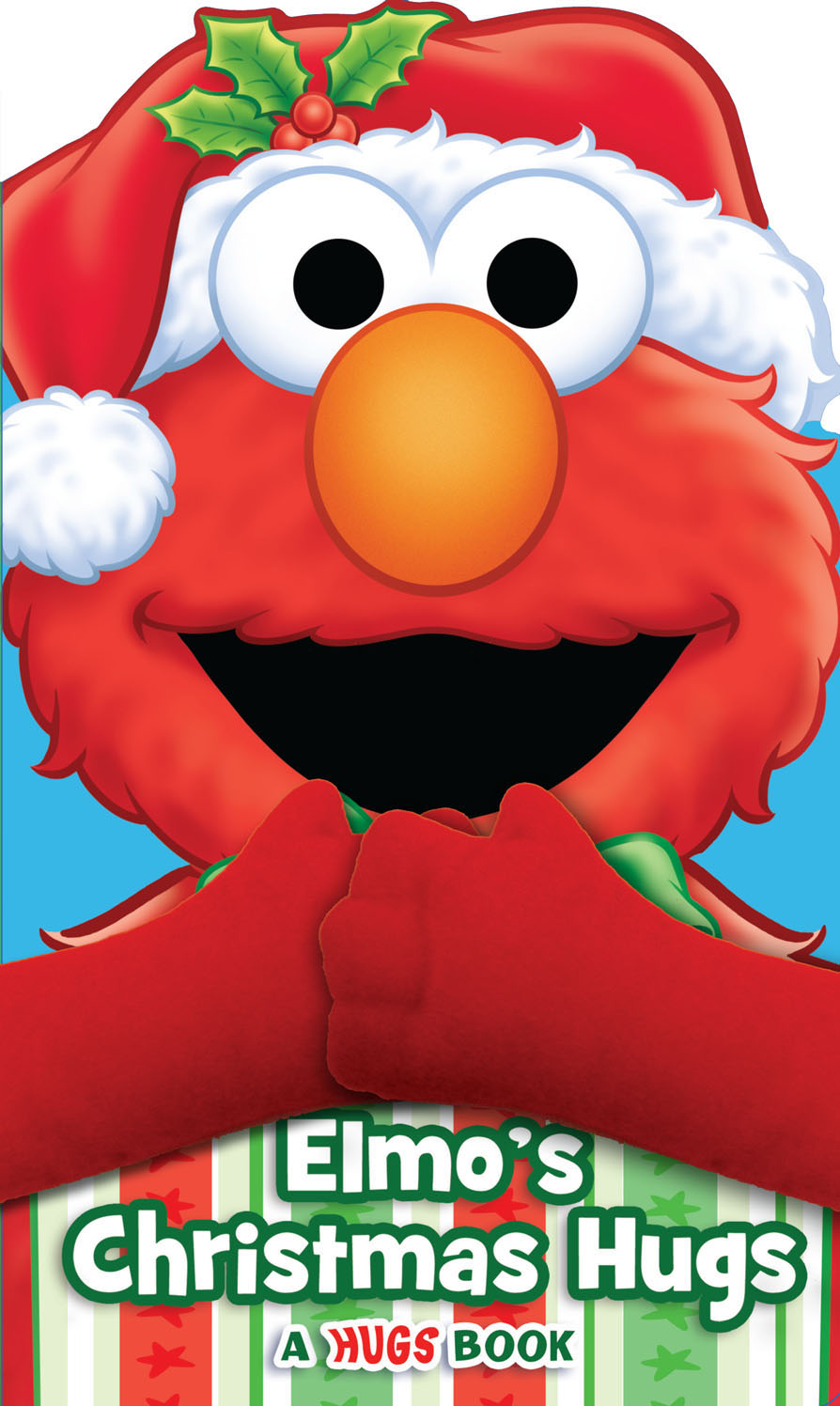 elmo u0027s christmas hugs book by matt mitter sesame street tom