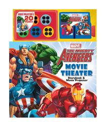The Marvel The Might Avengers Movie Theater