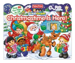 Fisher-Price Little People Christmastime is Here!
