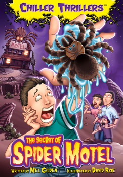 The The Secret of Spider Motel