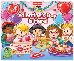 Fisher-Price Little People Valentine's Day is Here!