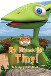 Dinosaur Train My Name is Tiny