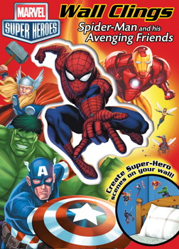 Marvel Spider-Man and His Avenging Friends