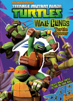 Teenage Mutant Ninja Turtles Wall Clings