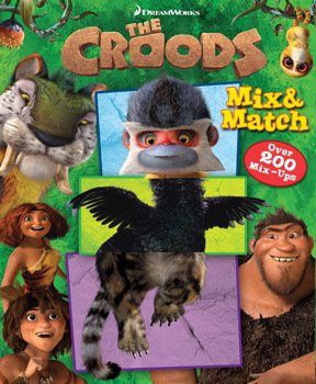 The Dreamworks The Croods Mix & Match