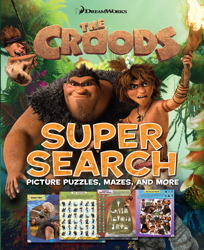 Dreamworks The Croods Super Search