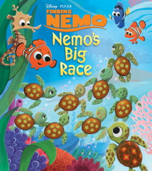 Disney Pixar Nemo's Big Race