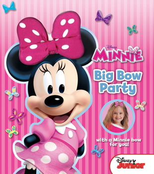 Disney Minnie's Big Bow Party