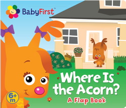 BabyFirst: Where Is the Acorn?