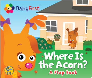 BabyFirst Where is the Acorn?