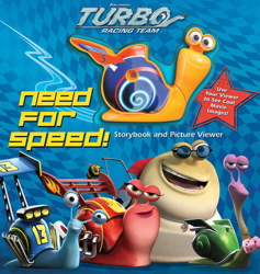DreamWorks Turbo Need for Speed!