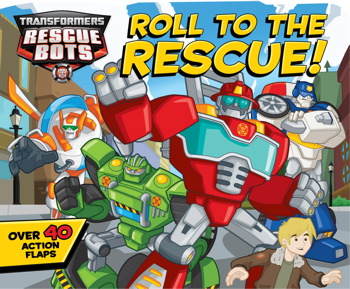 Transformers Rescue Bots Roll to the Rescue!
