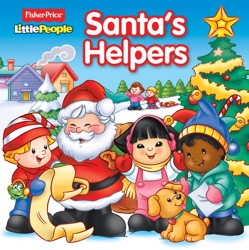 Fisher-Price Little People Santa's Helpers