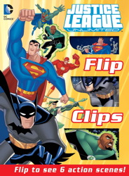 DC Justice League Flip Clips