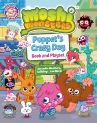 Moshi Monsters Poppet's Crazy Day